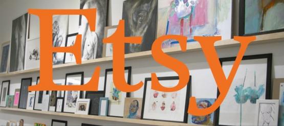 Магазин на Etsy