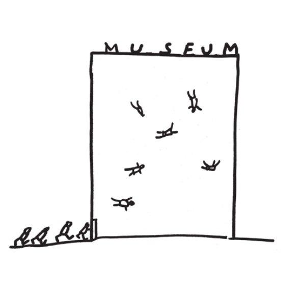 """(Русский) Курс """"Как ходить в музеи (и зачем)"""""""